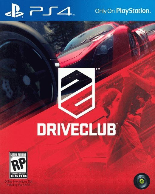 DRIVECLUB for PlayStation 4 (R2)