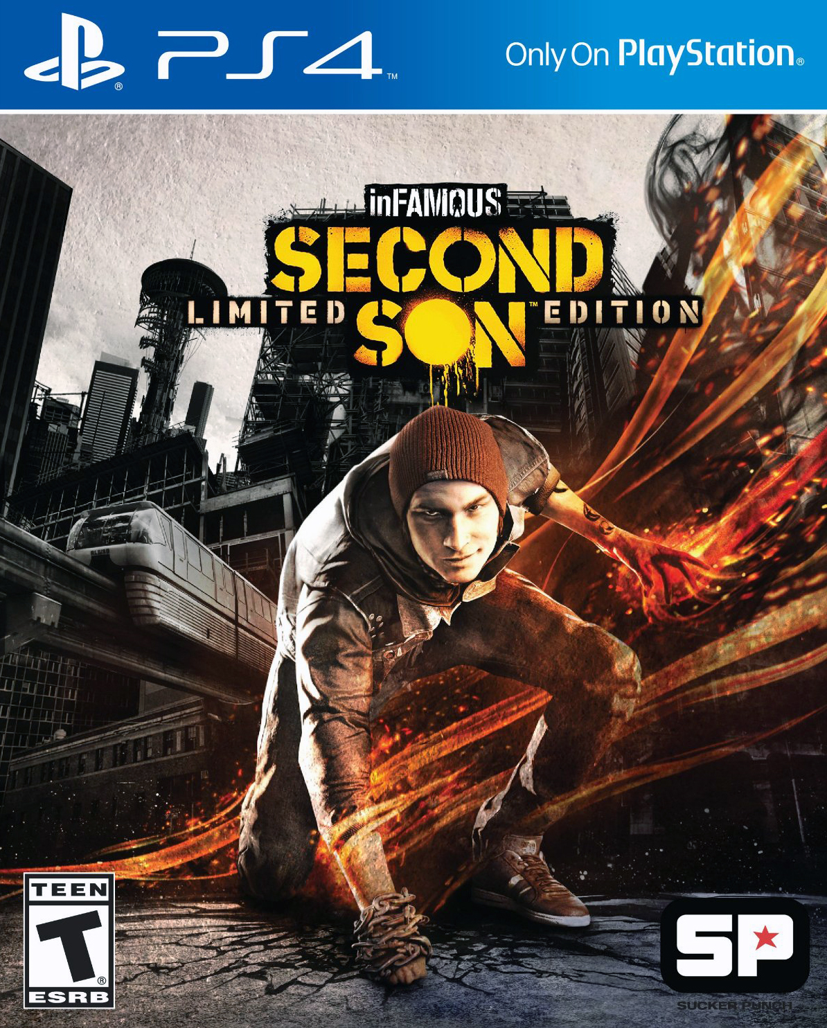 inFAMOUS Second Son for PlayStation 4 (R1)