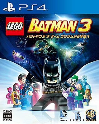 LEGO Batman 3: Beyond Gotham for Playstation 4 (R2)
