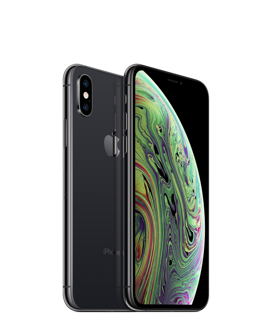 Apple iPhone Xs With FaceTime - 512GB, 4G LTE, Space Gray