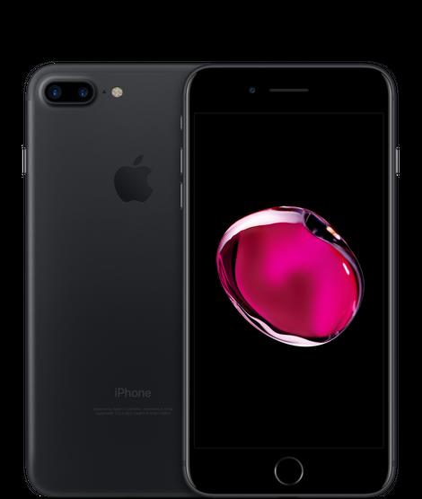 Apple iPhone 7 Plus with FaceTime - 128GB, 4G LTE - Black