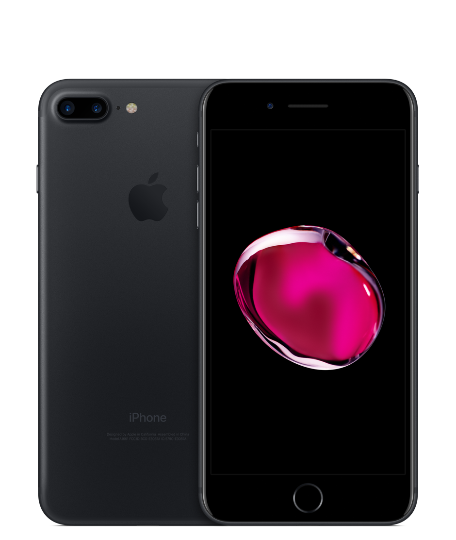 Apple iPhone 7 Plus with FaceTime - 32GB, 4G LTE - Black