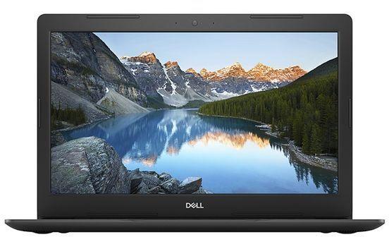 Dell Inspiron 15-5570 Laptop - Intel Core i5-8250U, 15.6 inch FHD, 1TB HDD, 4GB RAM, AMD 2GB, Ubuntu, Black