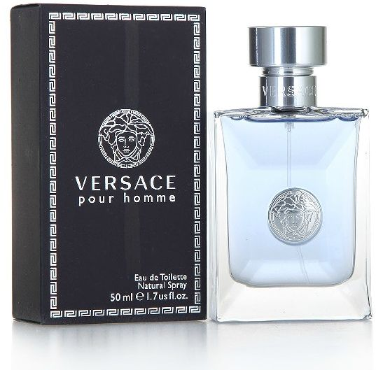 Versace Pour Homme for Men Edt 50 ml