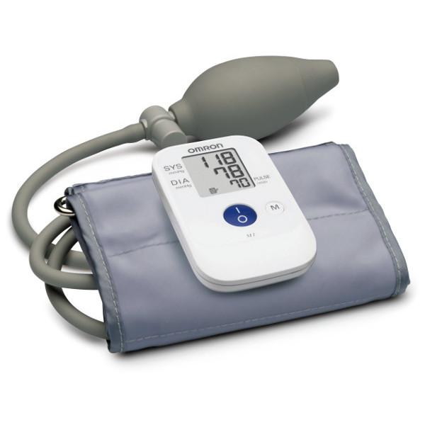 Omron HEM-4030 Manual Inflation Blood Pressure Monitor