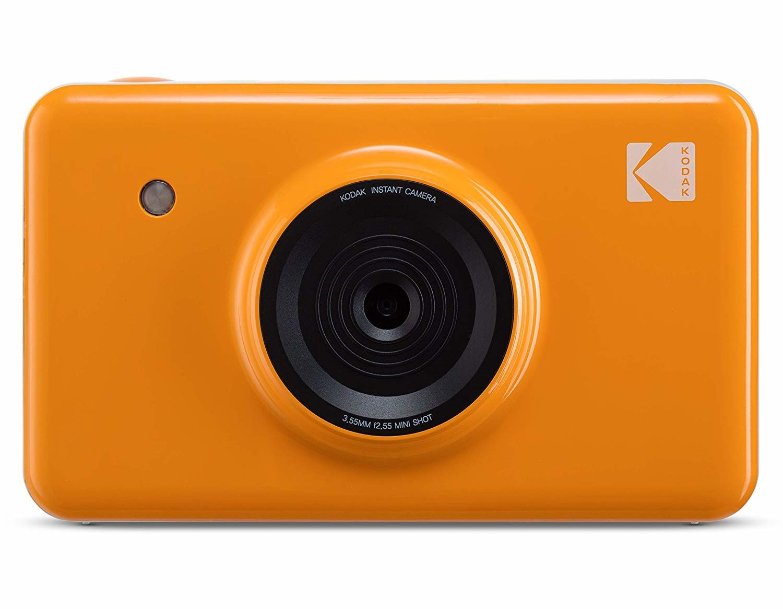 Kodak Mini Shot Instant Camera Yellow (MS-210Y)