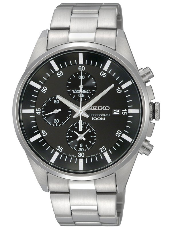 Seiko SNDC81P1 Men's Watch Chronograph