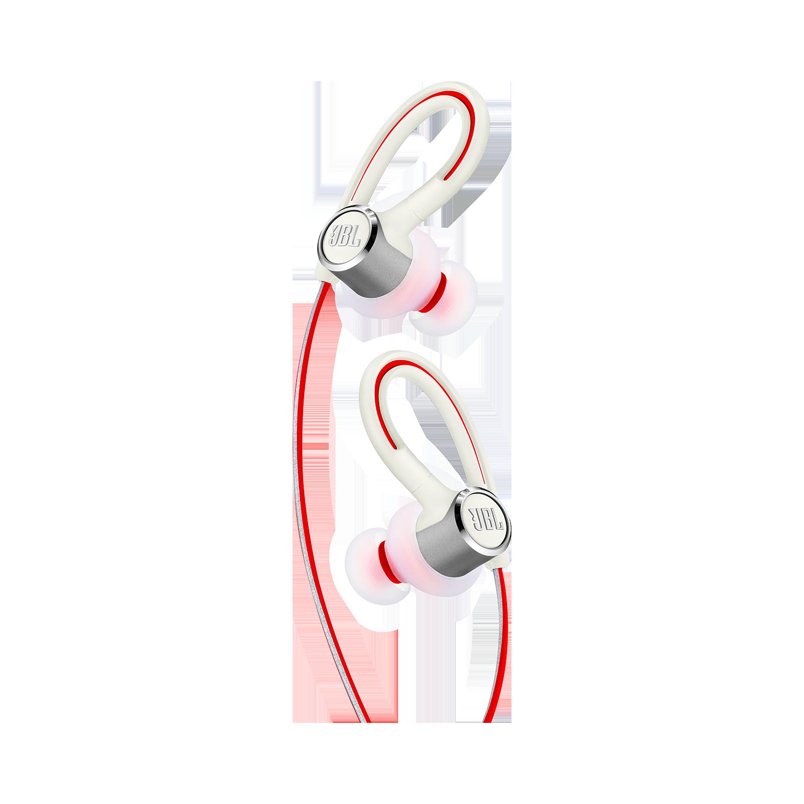 JBL Reflect Contour 2 Bluetooth Sport Headset - White (REFCONTOUR2WHT)