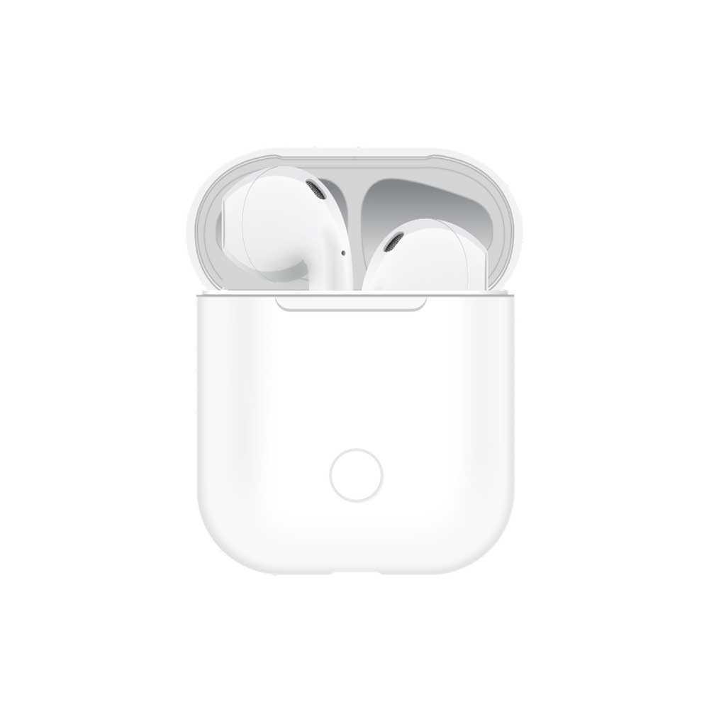 Porodo Pure Sound Wireless Earbuds V5.0 - White