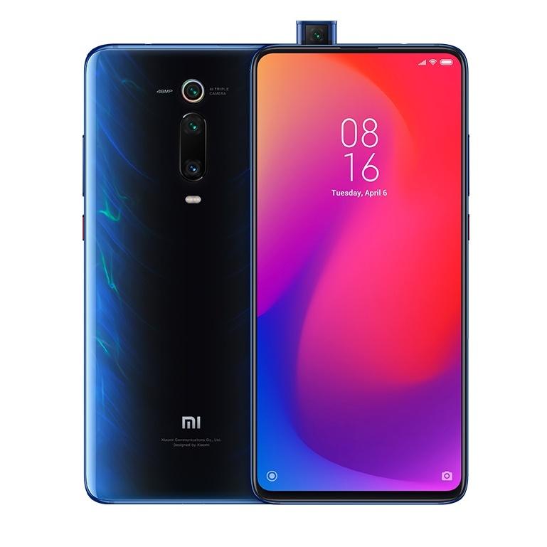 Xiaomi MI 9T Pro Dual SIM - 64GB, 6GB RAM- Global Versia Glacier Blue