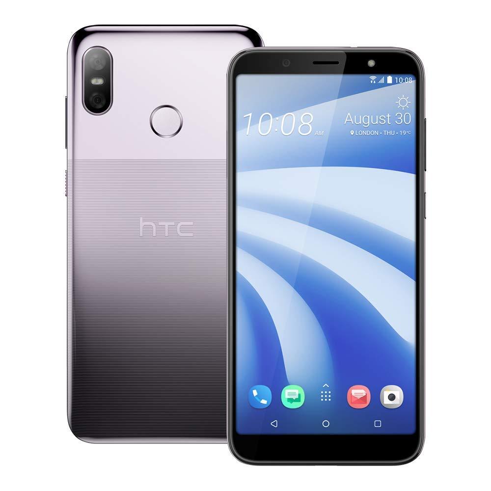 HTC U12 Life Dual Sim 64GB, 4G LTE, Twilight Purple