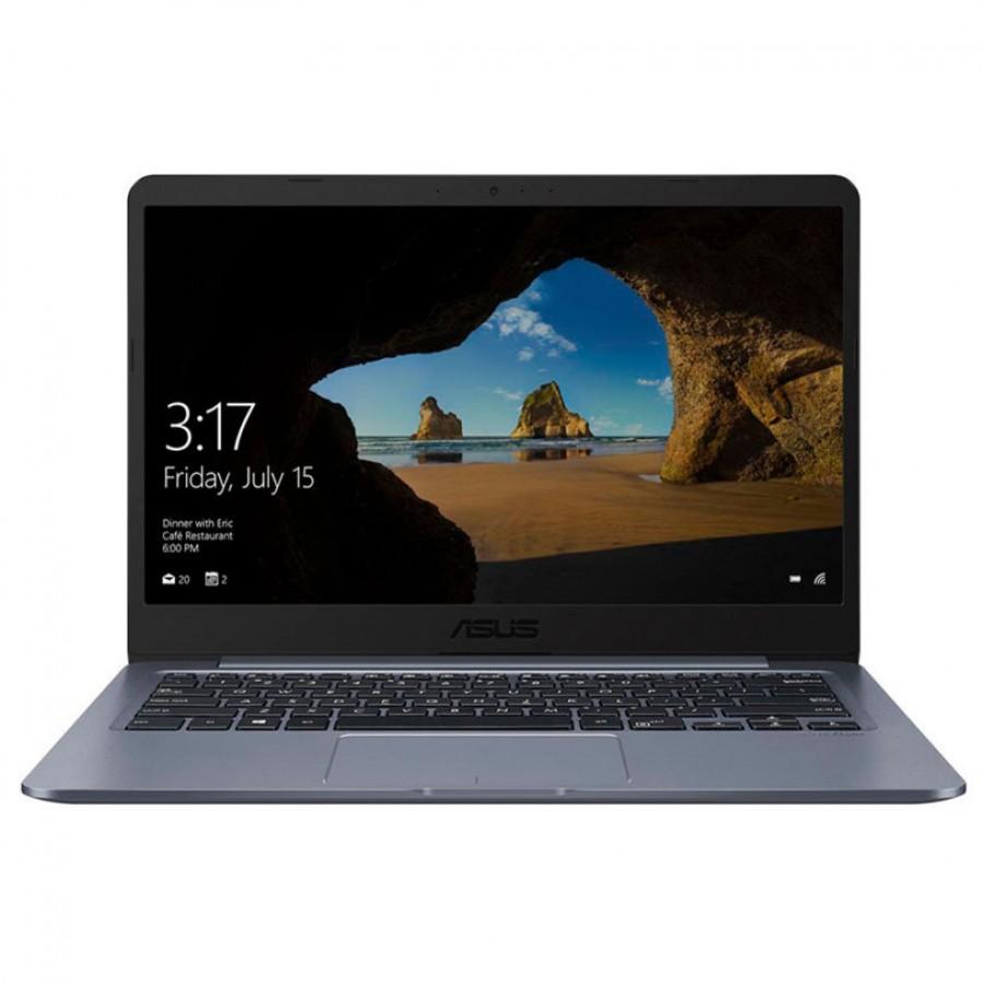 """ASUS S510UF-BQ339T Gray i7-8550U, 12GB, 1TB+128GB SSD, 15.6"""", 2GB MX130, Win10 Engl/Arb"""