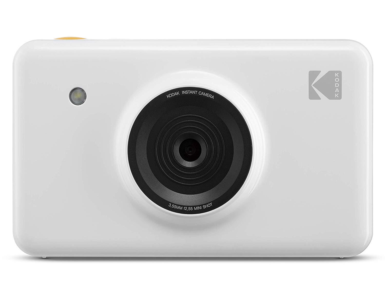 Kodak Mini Shot Instant Camera White (MS-210W)