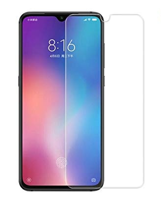 Itell Tempered Glass Screen Protector For Xiaomi Mi9 Se Clear