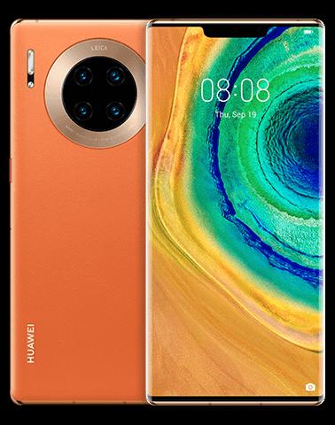 Huawei Mate 30 Pro - 256GB, 8GB RAM, 5G Orange