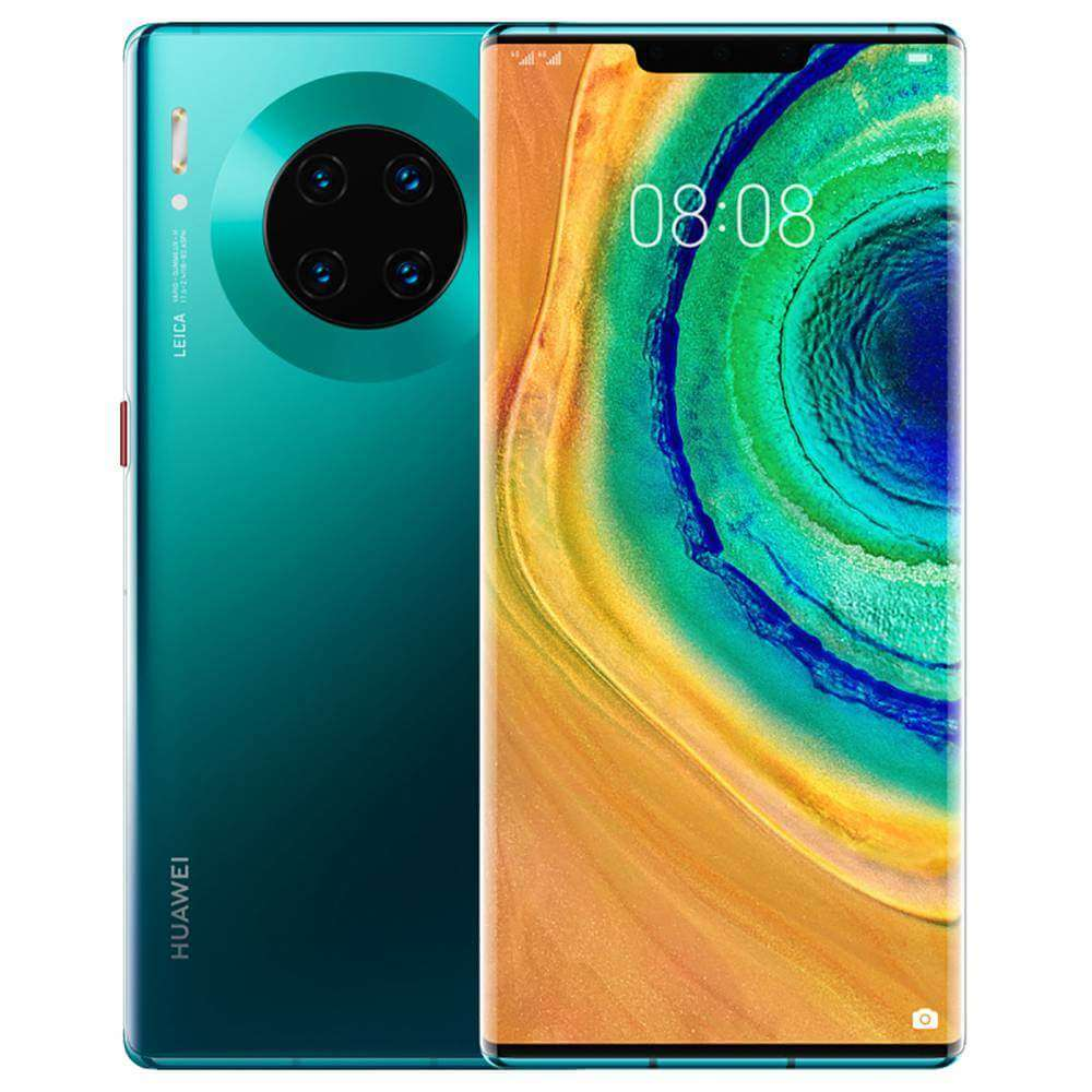 Huawei Mate 30 Pro - 256GB, 8GB RAM, 5G Emerald Green