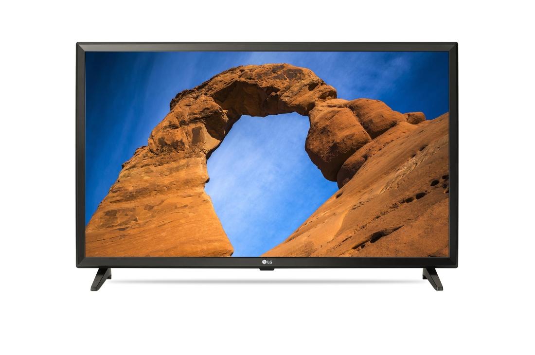 LG 32 INCH LED TV  32LK500  BLACK