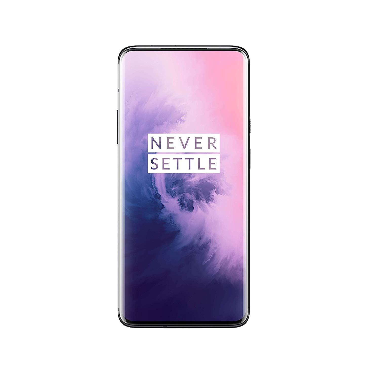 OnePlus 7 Pro - 128GB, 6GB RAM, 4G LTE - Mirror Gray