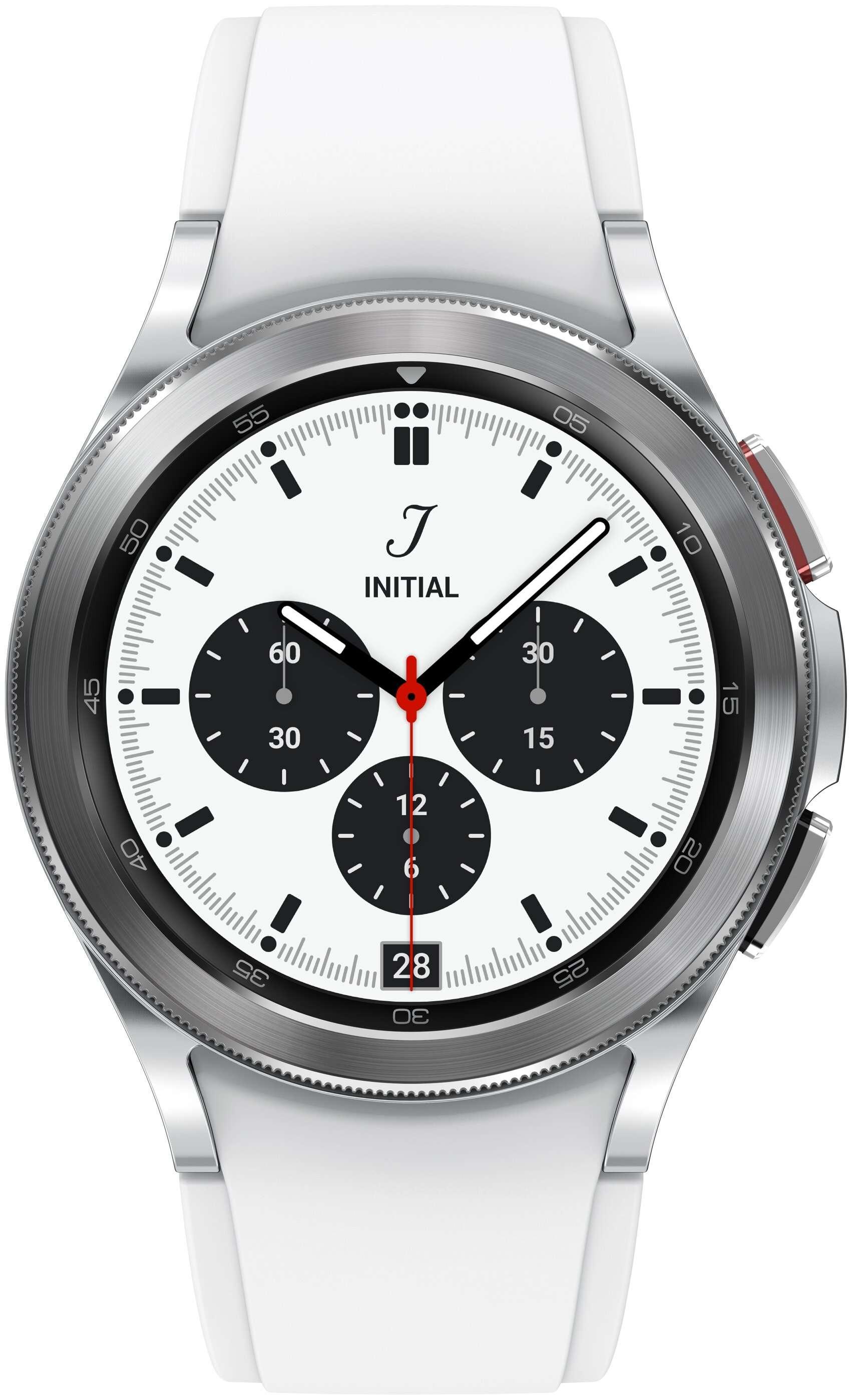 Samsung Galaxy Watch 4 Classic 42mm Silver