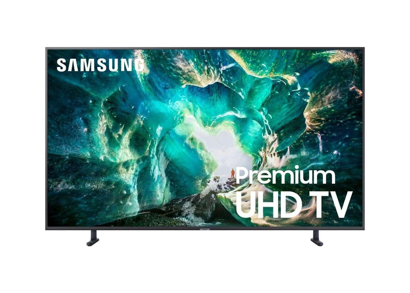 "Samsung 82"" Class RU8000 Premium Smart 4K UHD TV (2019)"