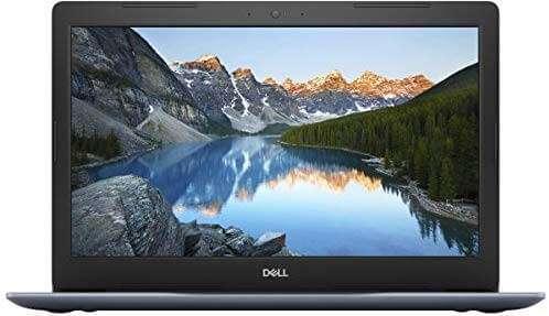 DELL Dell 5570 Laptop - Intel Core I7-8550U, 15.6-Inch Fhd, 1Tb, 8Gb, 4Gb Vga-Amd Radeon 530, Windows 10, Black Black