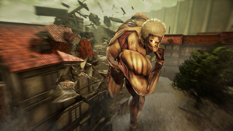 Attack on Titan for PlayStation 4 (R1)