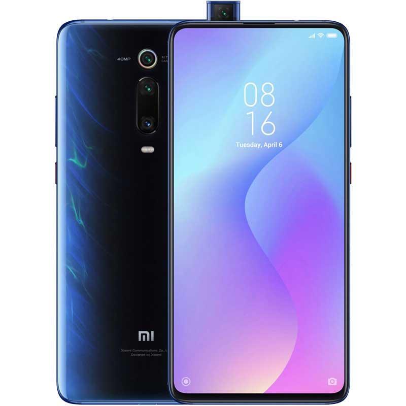 Xiaomi MI 9T Pro Dual SIM - 128GB, 6GB RAM- Global Versia Glacier Blue