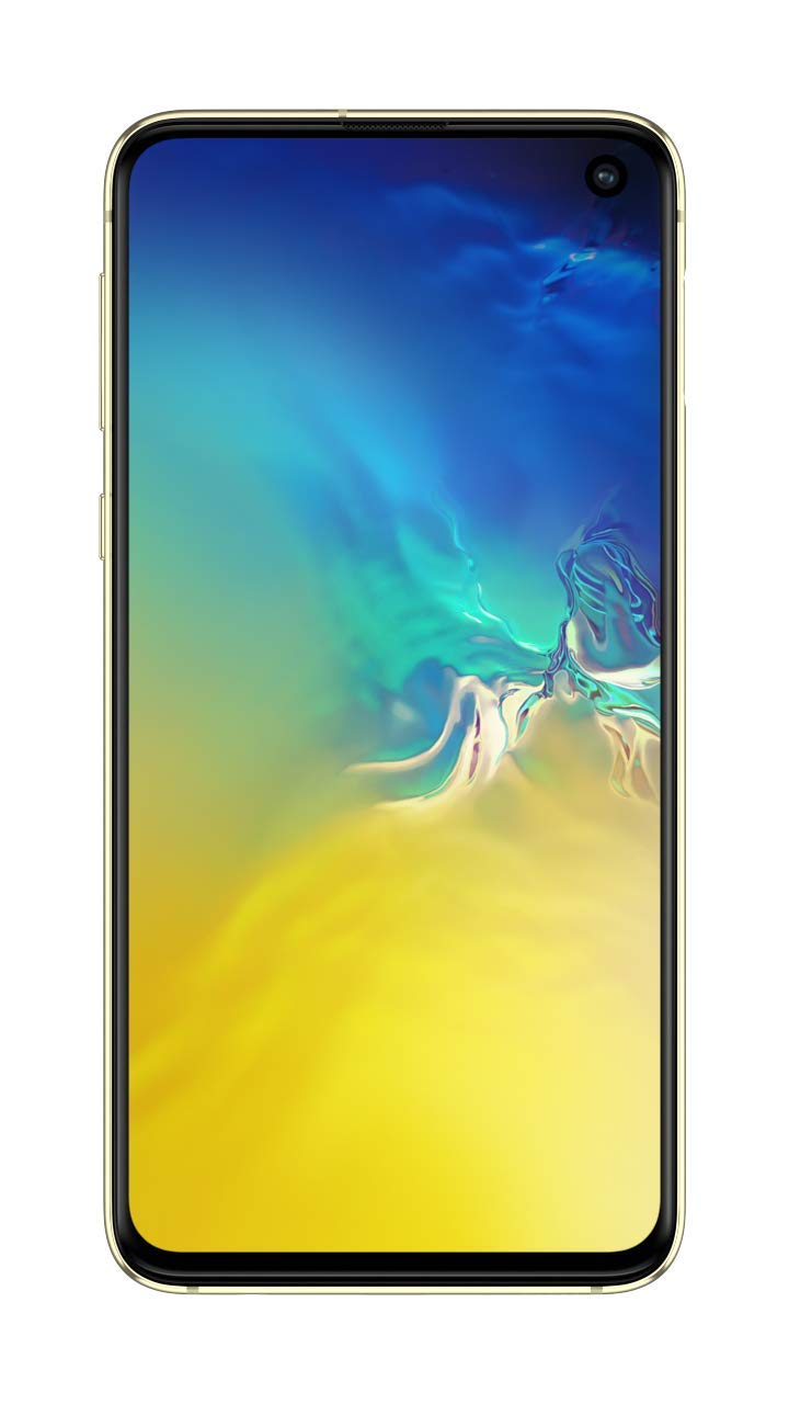 Samsung Galaxy S10e Dual Sim - 128GB, 6GB, 4G LTE, Canary Yellow