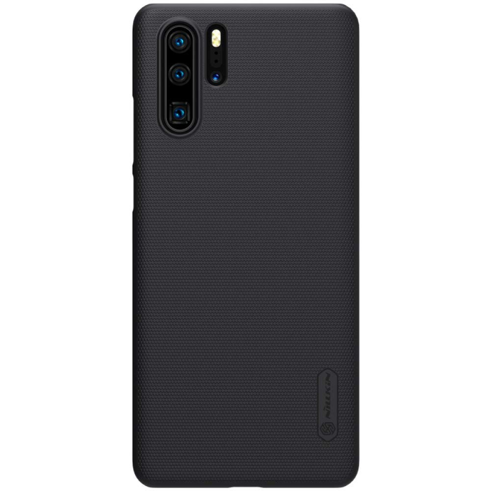 Nillkin Super Frosted Cover Case for  Huawei P30 Pro - Black