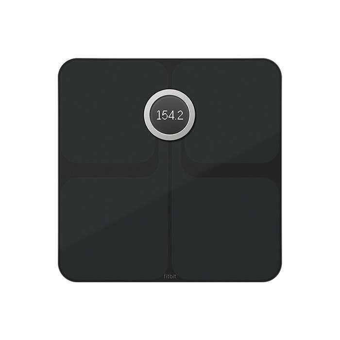 Fitbit Aria 2 Body Fat Scale - Black (FB202BK)