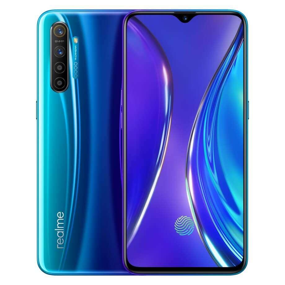 Realme XT Dual SIM 8GB RAM 128GB 4G LTE Pearl Blue
