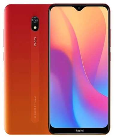 Xiaomi Redmi 8A Dual SIM - 32GB, 2GB RAM, 4G LTE, Sunset Red Global Versia
