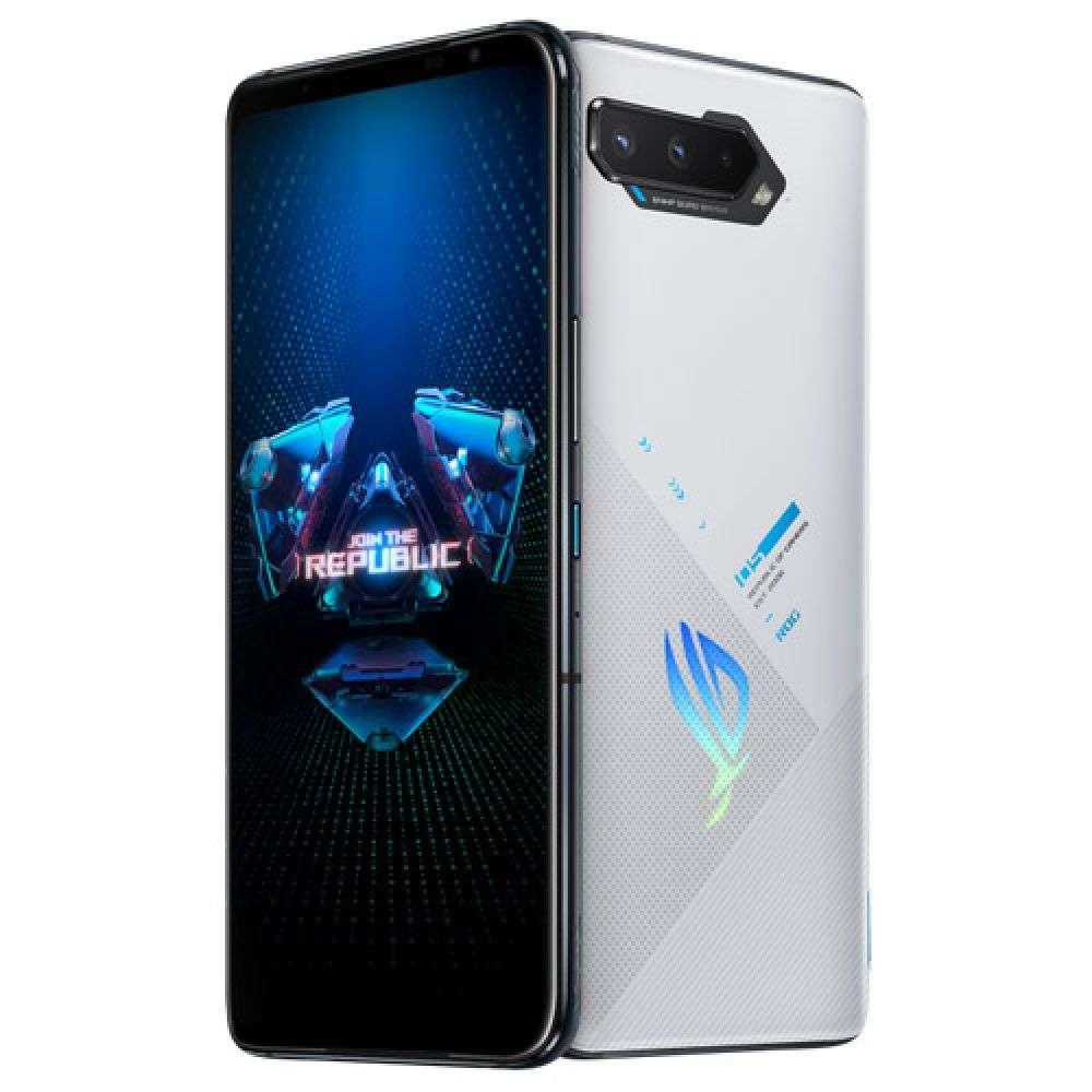 ASUS Rog Phone 5 Dual Sim 12GB RAM 256GB 5G Storm White