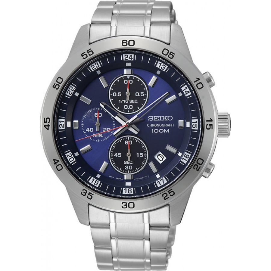 Seiko Chronograph SKS639P1 Quartz Analog Men's Watch