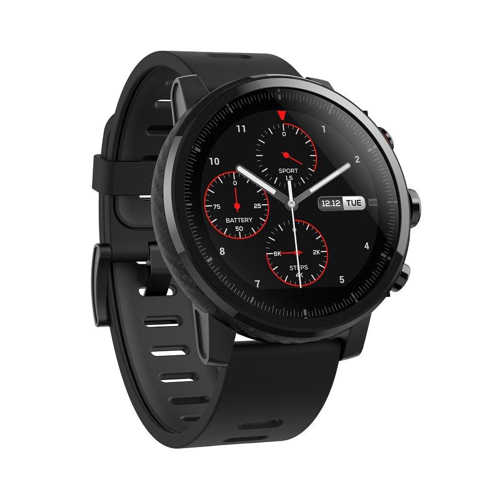 Xiaomi Amazfit Stratos Black (Smart Sports Watch 2)