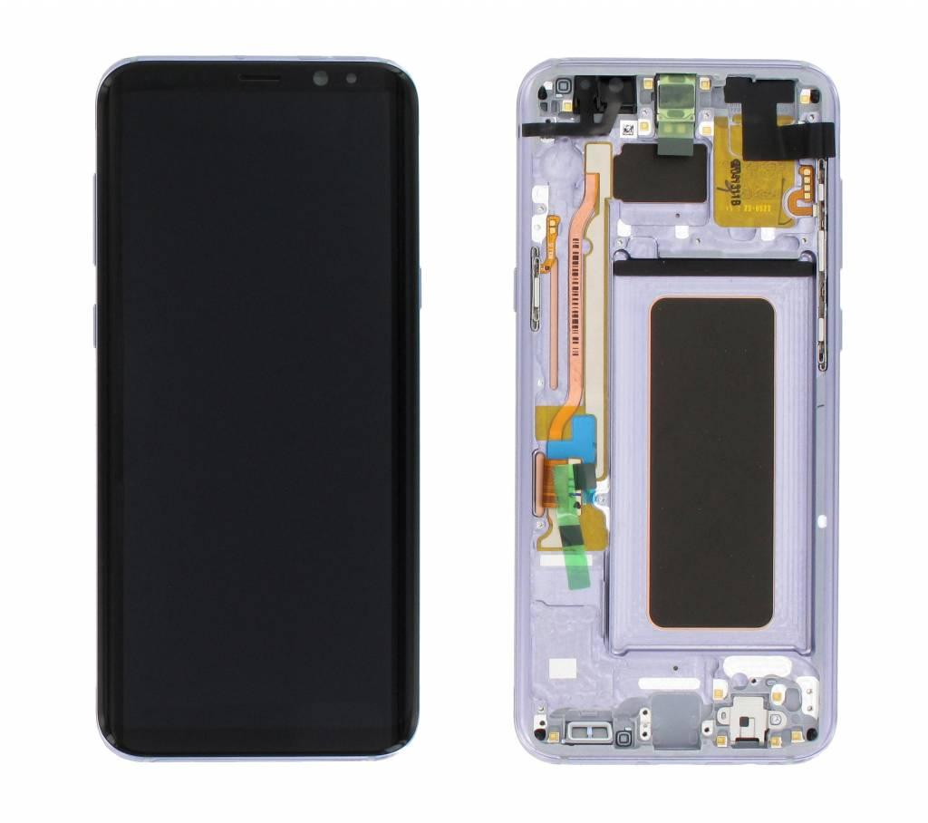 LCD+TOUCH SAMS S8 PLUS G955 Orchid Gray ORIGINAL 100%
