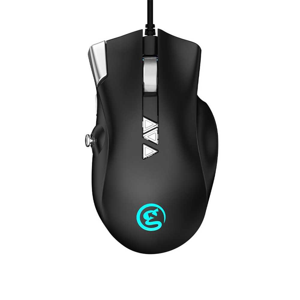 GameSir GM200 E-Sports Gaming Mouse - Black (GM200)