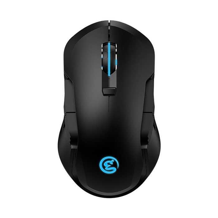 GameSir GM300 Wireless Gaming Mouse - Black (GM300)