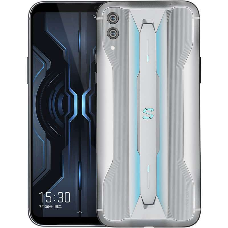 Xiaomi Black Shark 2 Pro Dual SIM - 256GB, 12GB RAM- Global Versia Iceberg Grey