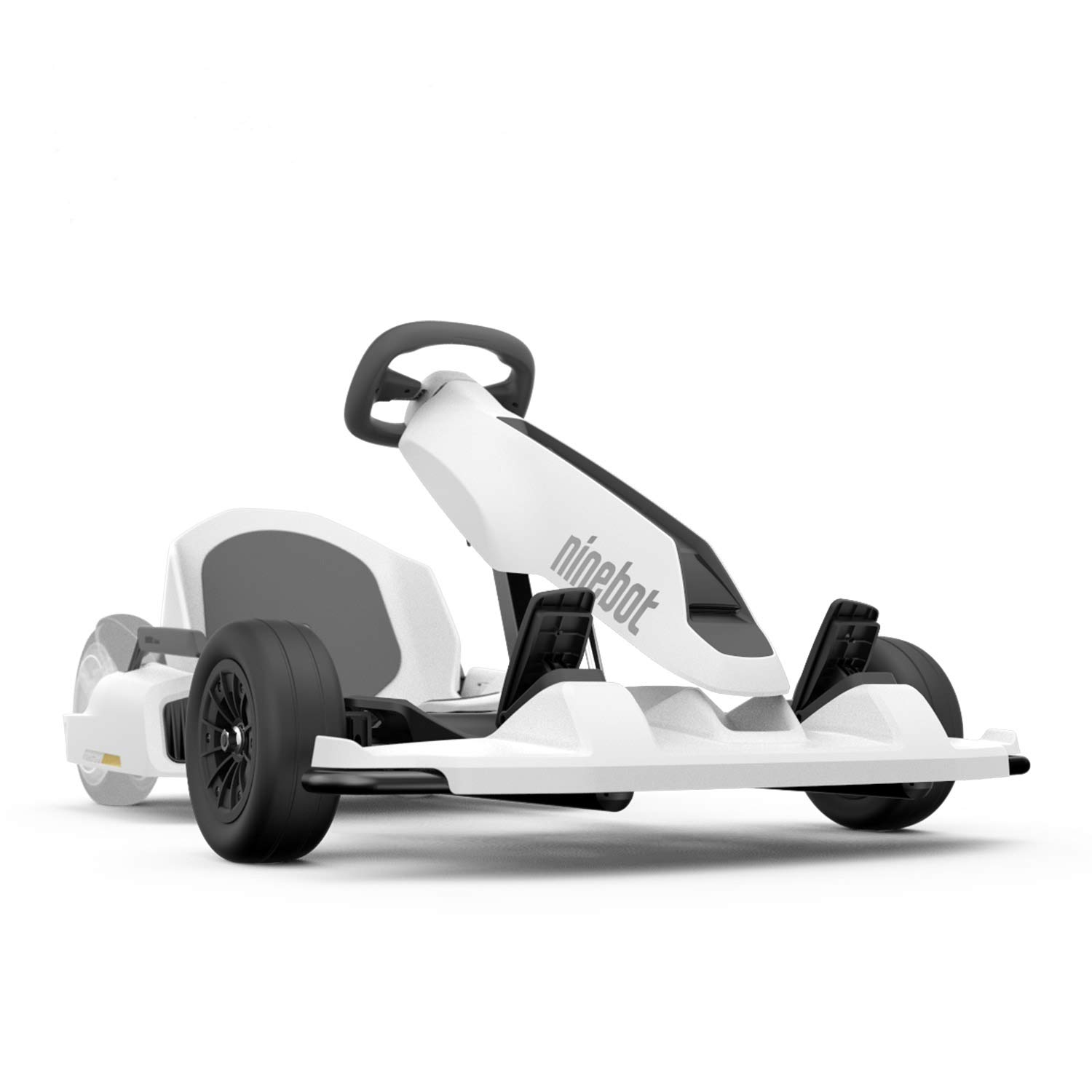 Segway Ninebot GoKart Kit For Xiaomi Ninebot S / Mini / MiniPRO Balance Scooter White