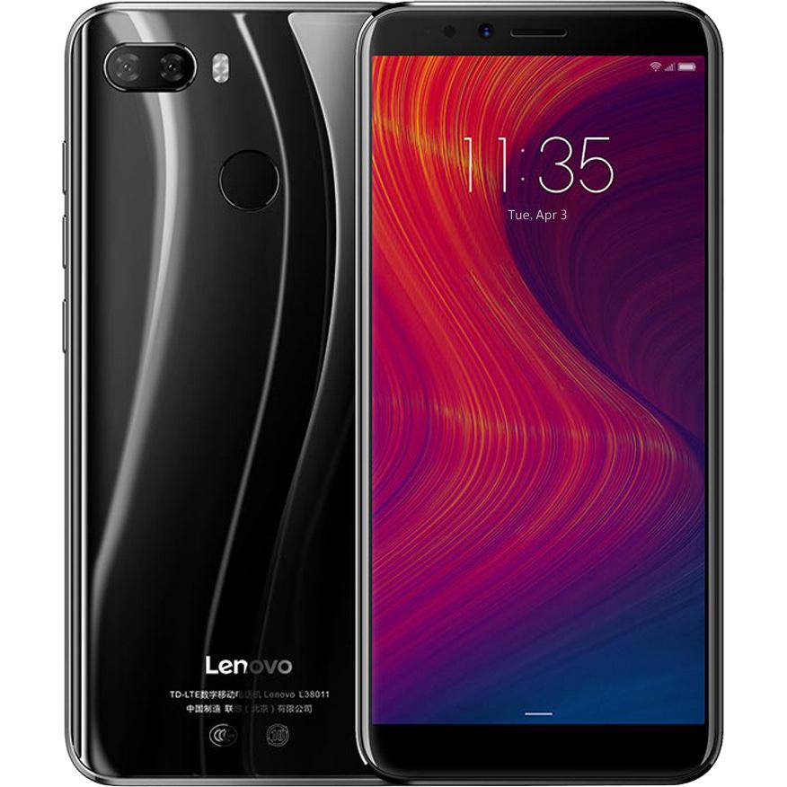 Lenovo K5 PLAY Dual SIM - 32 GB, 4G LTE, Black (Global Version EU)