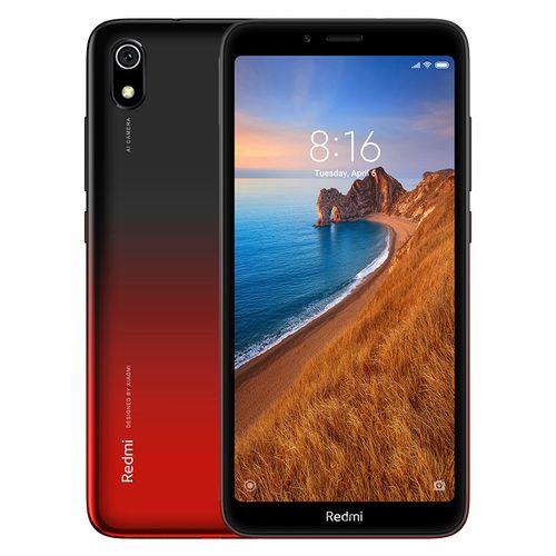 Xiaomi Redmi 7A Dual SIM - 32GB, 2GB RAM, 4G LTE, Red Global Versia