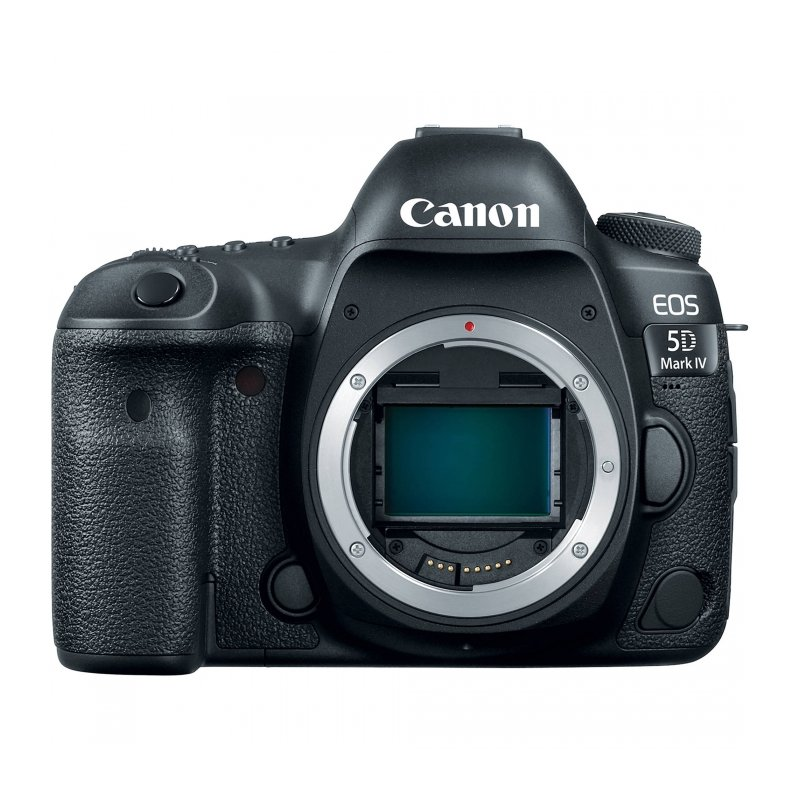 Canon EOS 5D Mark IV DSLR Camera Body Only (Black)