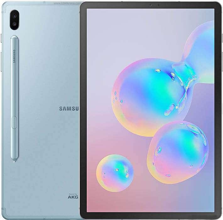 Samsung Galaxy Tab S6 SM-T865 Wi-Fi 6GB/128GB LTE Cloud Blue