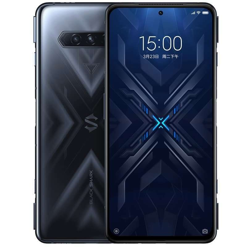 Xiaomi Black Shark 4 5G Dual SIM - 128GB, 8GB RAM- Global Versia Black