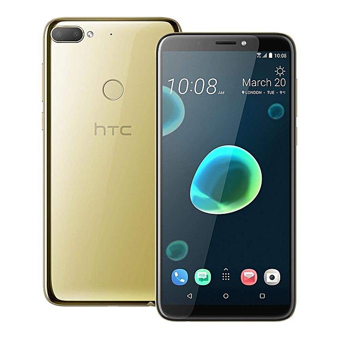 HTC Desire 12 Plus Dual 32GB 4G LTE Royal Gold