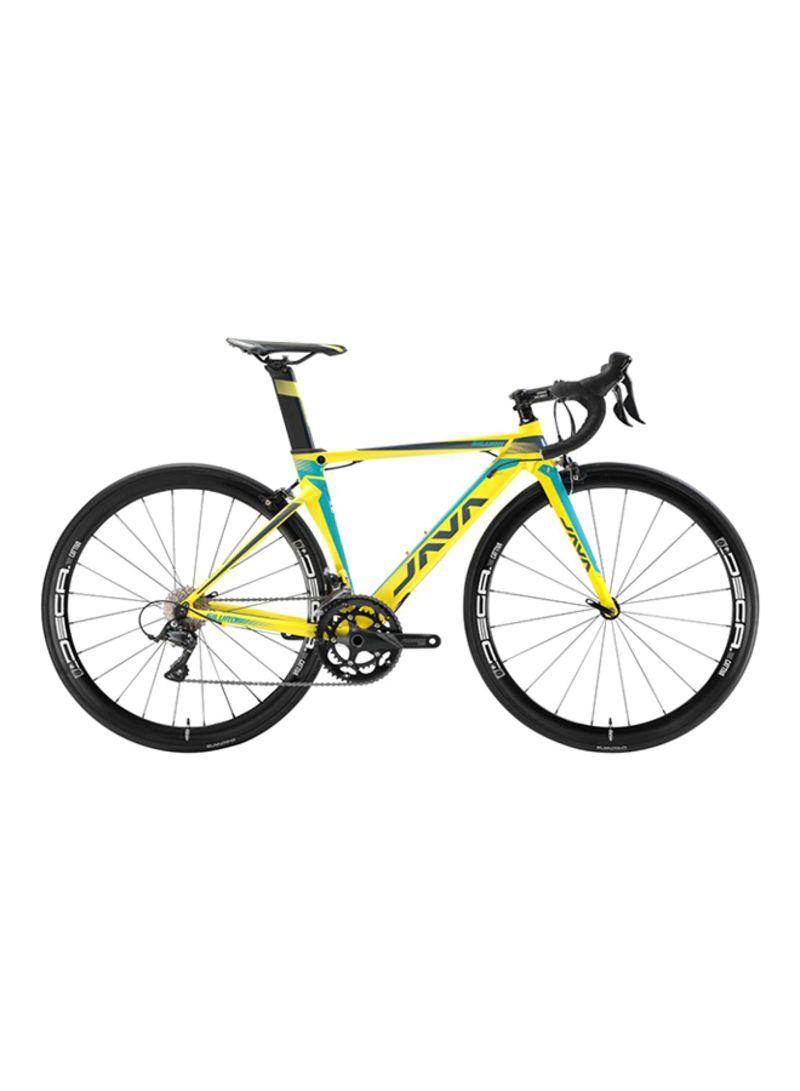 JAVA Siluro Road Racing Bike 28-Inch Yellow