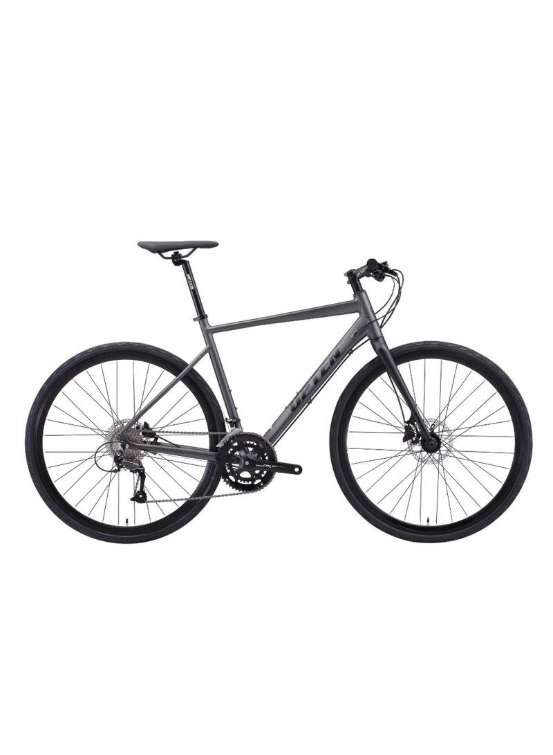 UPTEN Jupiter Hybrid Bike 700 C Matte Black