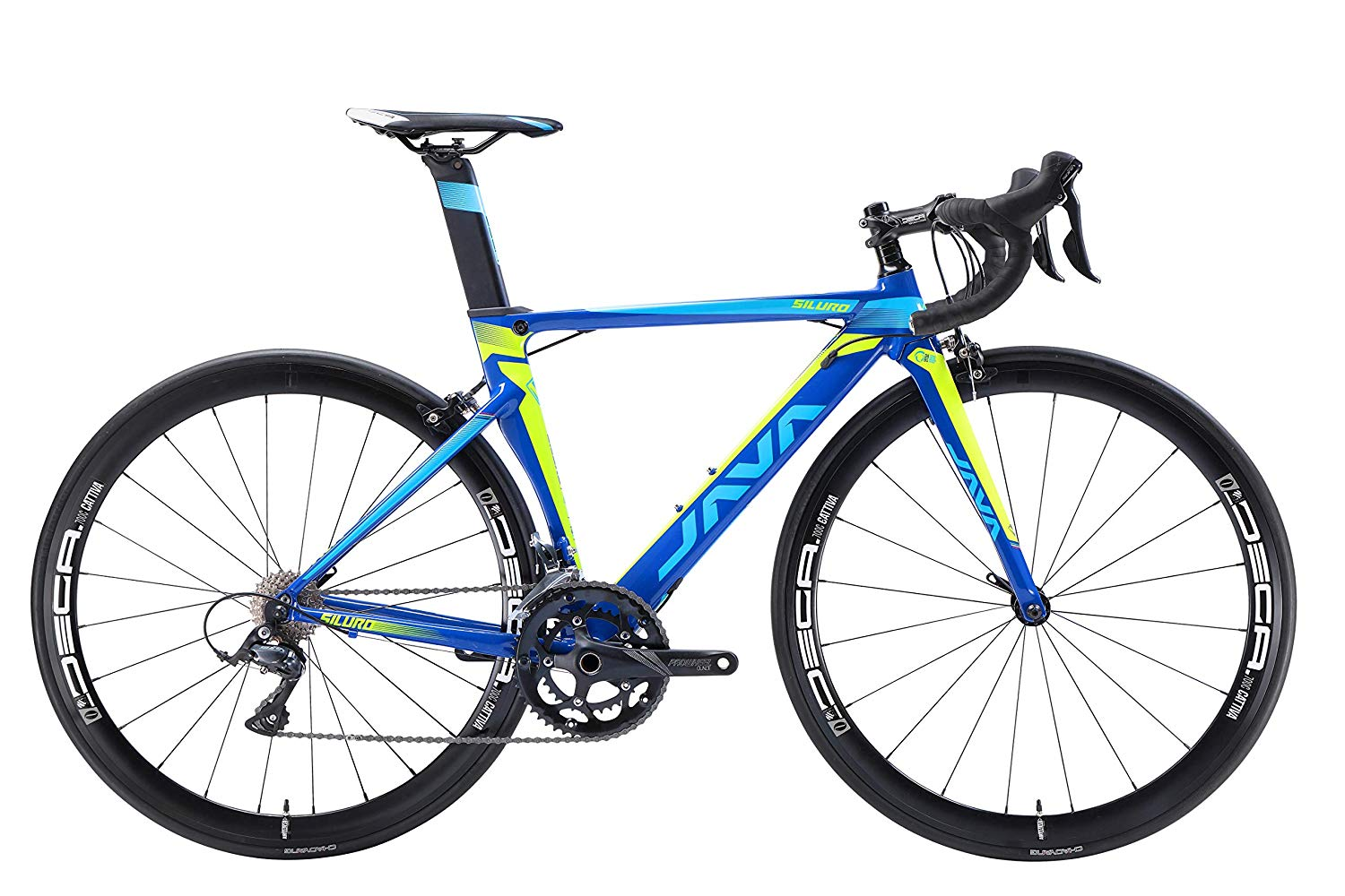 JAVA Siluro Road Racing Bike 28-Inch Blue