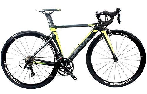 JAVA Siluro Road Racing Bike 28-Inch Black
